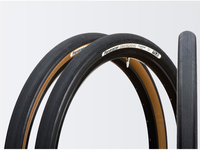 Panaracer Gravelking Folding Tyre TLC 700x38C black